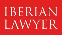 iberian lawyer logo magazine