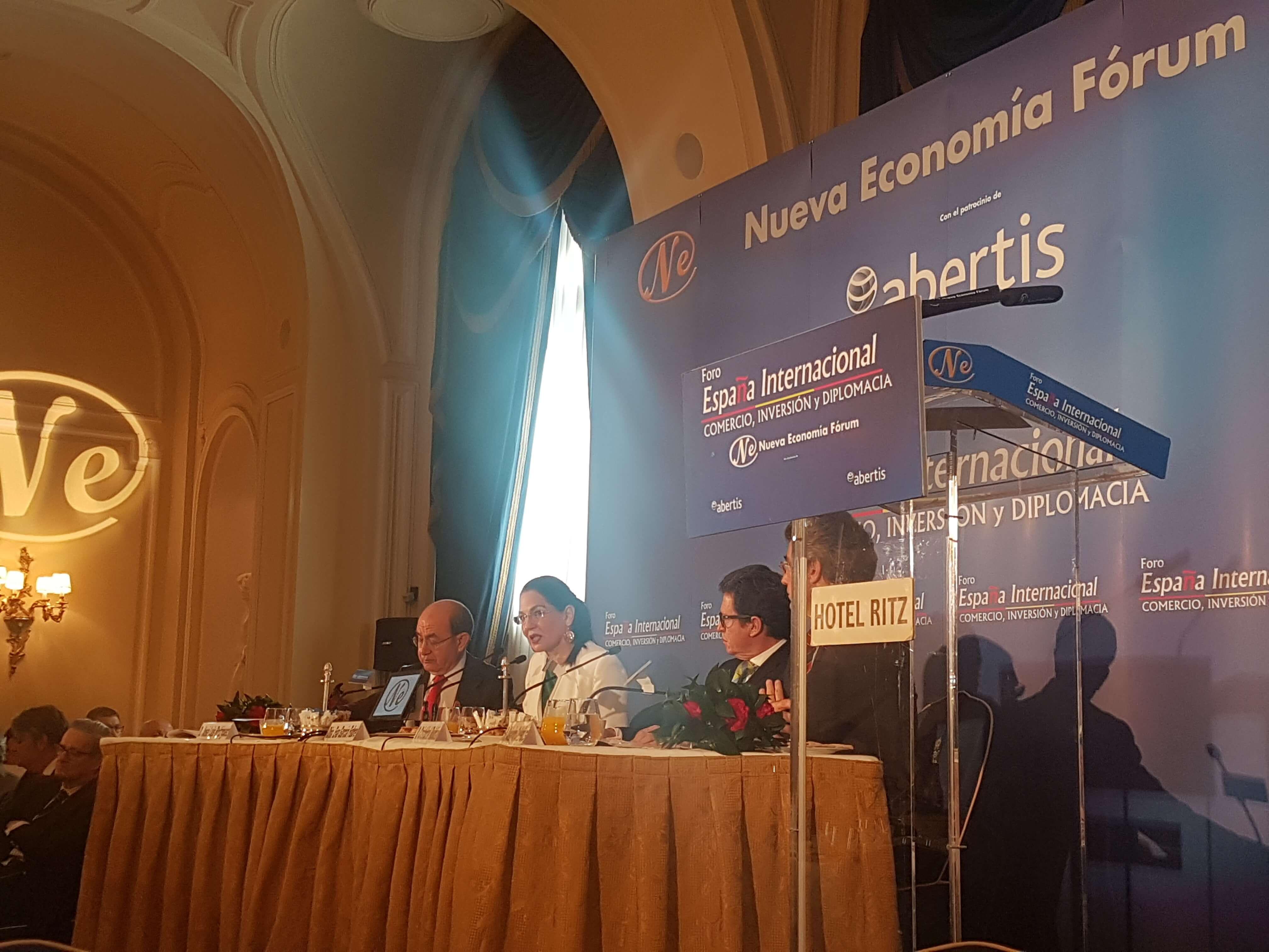 nueva economia forum