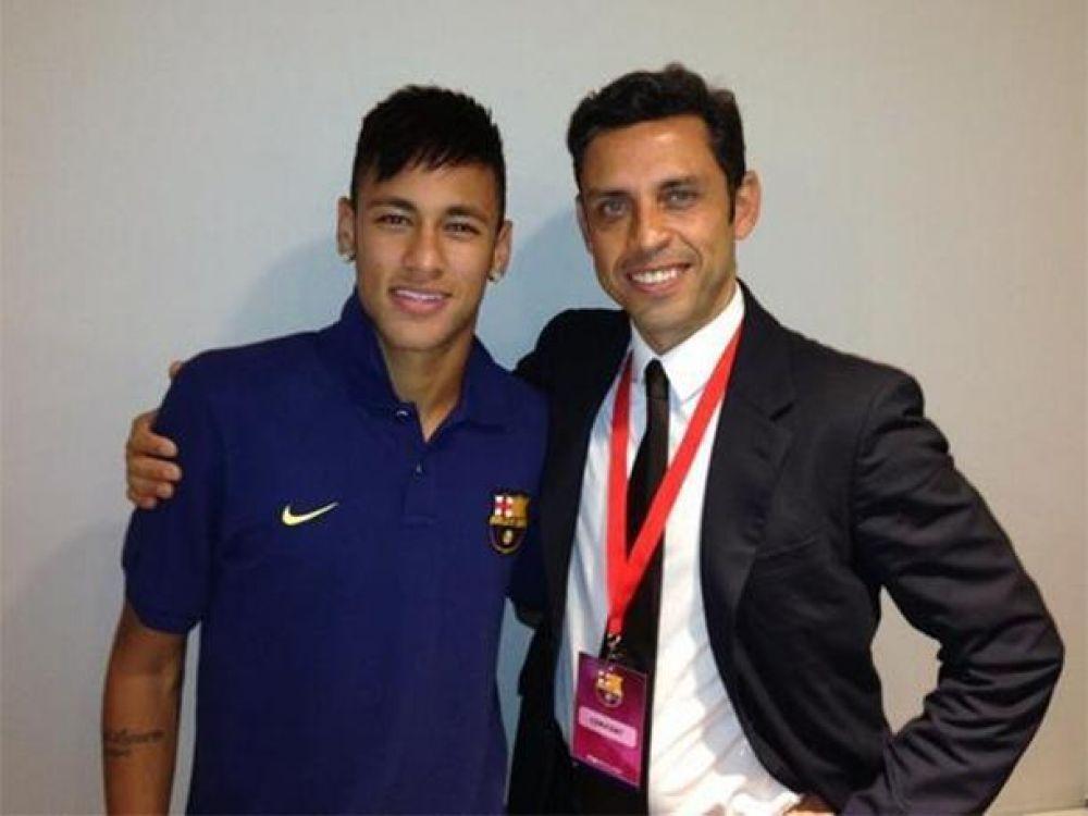 marcos motta con neymar jr