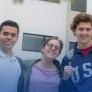 Estudiantes de ISDE.