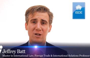 Testimonios sobre el Master en Derecho Mercantil Internacional, Contratación y Relaciones Internacionales.