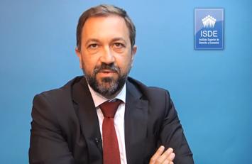 David Jiménez Mouriz, codirector del Master en Asesoría Fiscal y Especialización en Tributación Internacional.