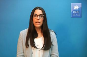 Testimonio de Carlota Laborda sobre el Master en Asesoría Fiscal y Especialización en Tributación Internacional.