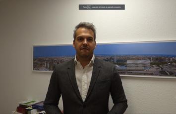 Josep Vandellos. Co Director del Master en Gestión Deportiva y Habilidades Jurídicas de ISDE y Fútbol Club Barcelona.