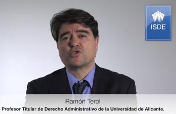 Ramón Terol, codirector del Master Internacional en Derecho y Gestión Deportiva ISDE – IUSPORT y KPMG.