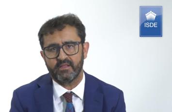 Javier Hervás, codirector del Master Internacional en Derecho y Gestión Deportiva ISDE – IUSPORT y KPMG.