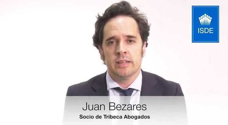 Juan Bezares - Profesor Máster en Corporate