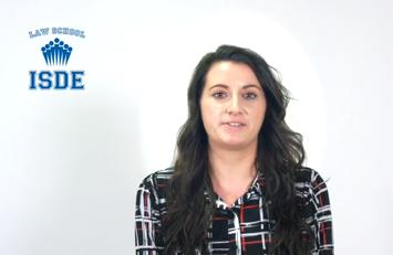 Testimonio de Laura McCallum sobre el Master Global en Derecho Deportivo Internacional.
