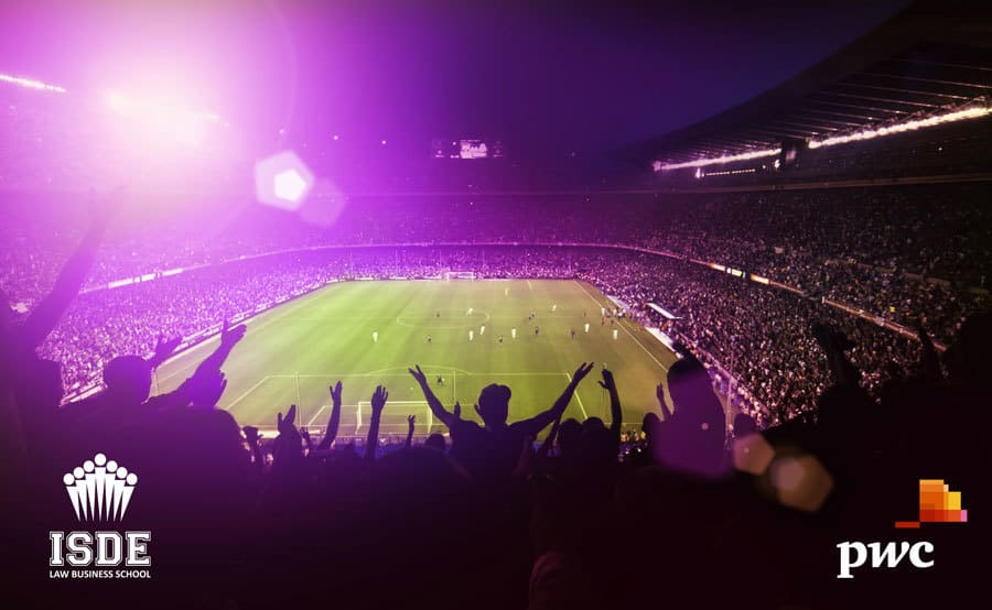 Partido de fútbol.