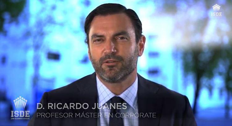 Ricardo Juanes - Profesor Máster en Corporate