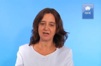 Rosa Vidal, codirectora del Master en Urbanismo, Medio Ambiente y Smart Cities.