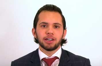Testimonio de Alejandro Capdevielle sobre el Grado en Derecho de ISDE.