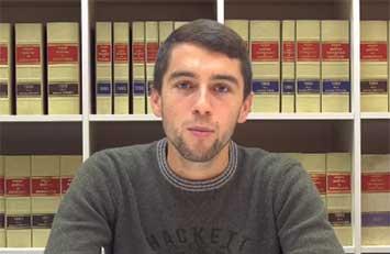 Testimonio de Armando Ramos sobre el Grado en Derecho de ISDE.