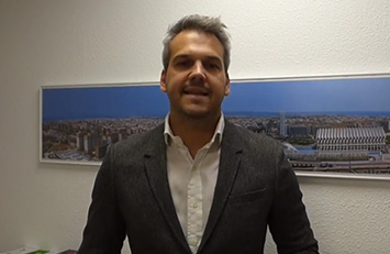 Josep Vandellos, codirector del Global Master in Sports Management and Legal Skills with F.C. Barcelona.