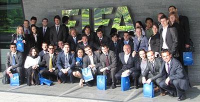 Master en Derecho Deportivo Internacional