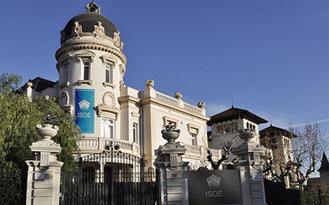 Sede de Isde en Barcelona
