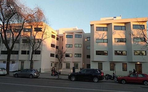 Sede de Isde en Madrid