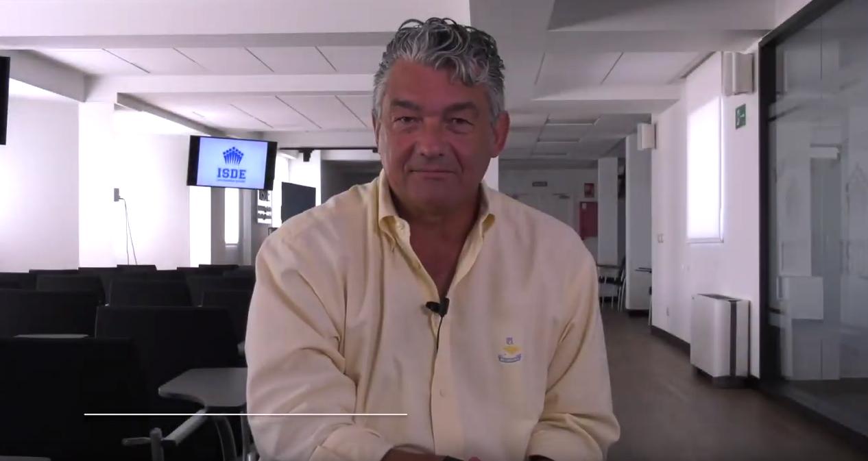 Vicente Bayarri, Máster en Gestión y Administración de Telemedicina