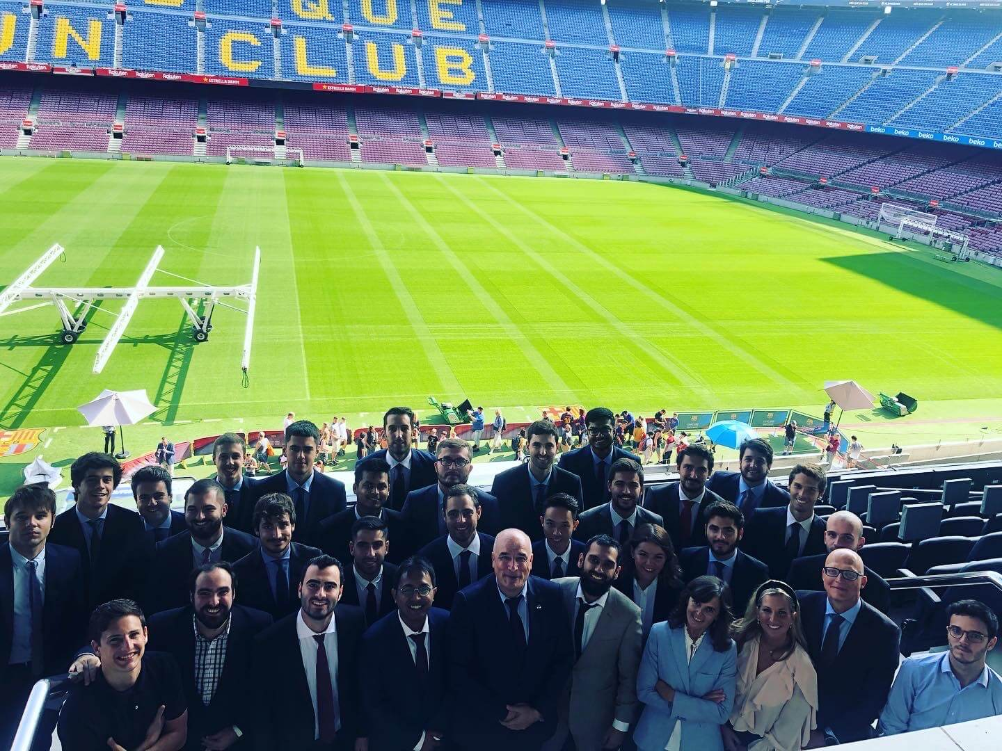 Master in Sports Management and Legal Skills with Fc Barcelona