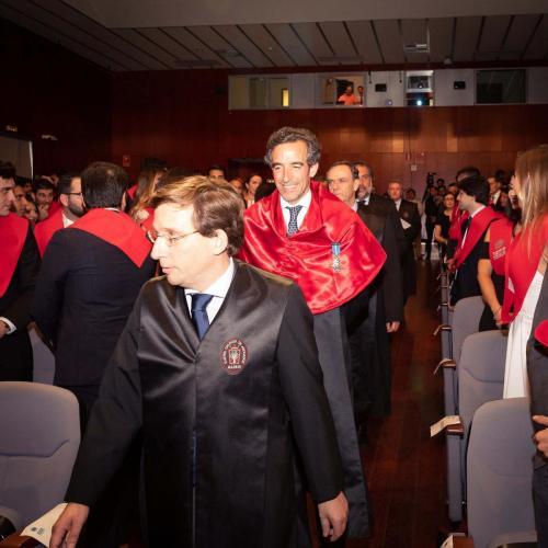 Graduación ISDE 19 SB 43