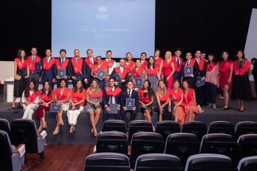 Graduación ISDE 19 SB 119