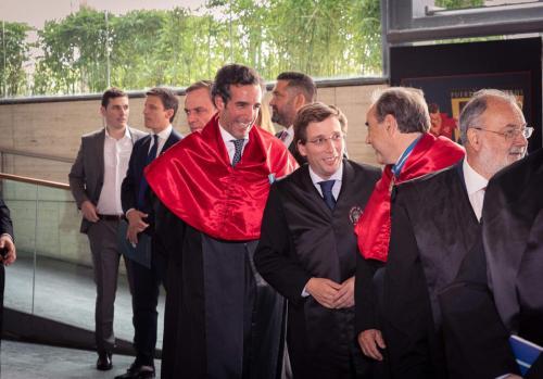 Graduación ISDE 19 SB 42